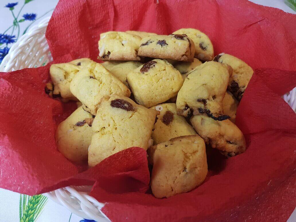Biscotti zaleti