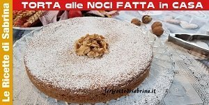 Video Torta con le Noci Fatta in Casa