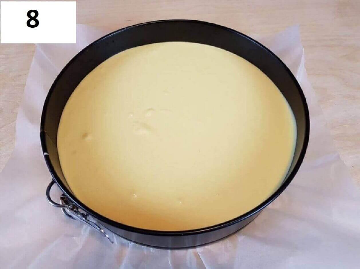 Stampo per cheesecake