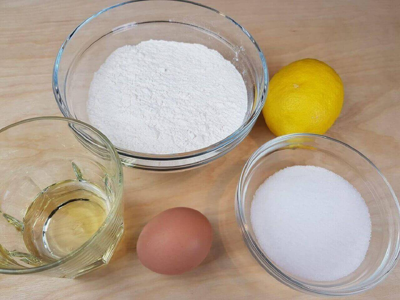 Ingredienti per la Pastiera Napoletana