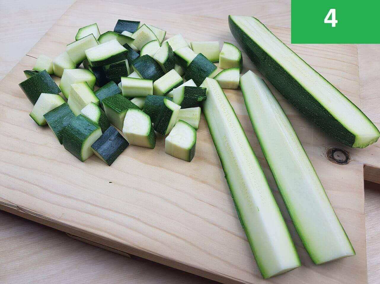Come si prepara la pasta con le zucchine