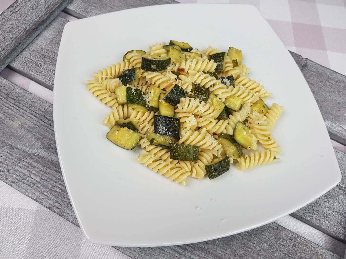 Pastasciutta con le Zucchine