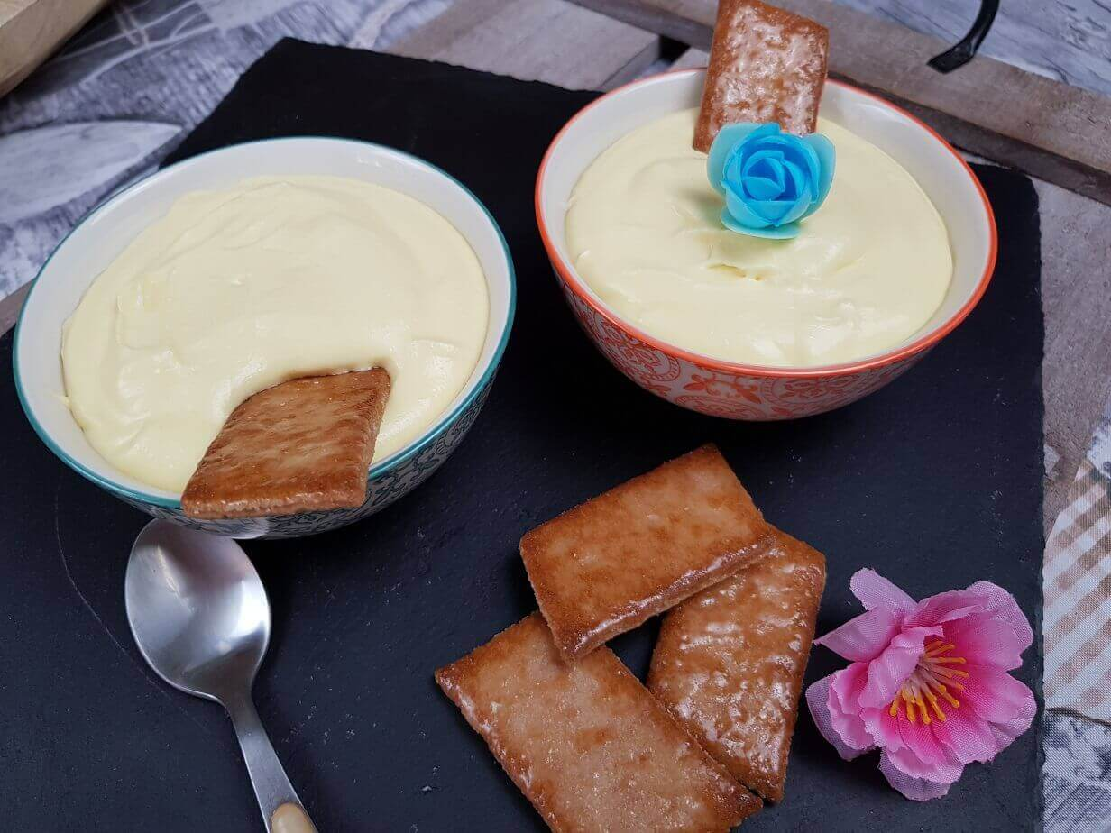 Crema di mascarpone ricetta dolce