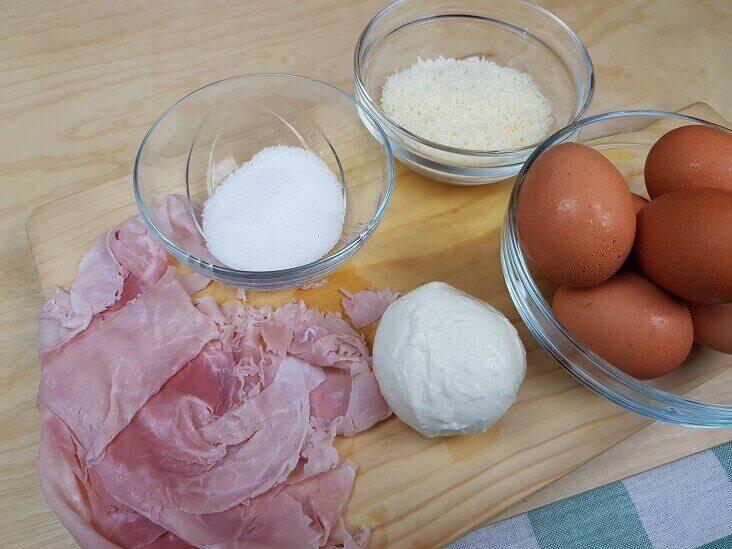 Secondi piatti di uova