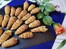 Video Cannoli alla crema pasticcera