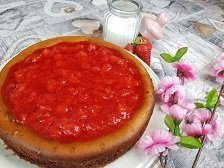 Video Cheesecake alle fragole