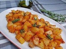 Video Patate al forno con pomodoro