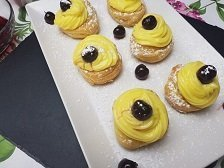 Video Zeppole di san giuseppe