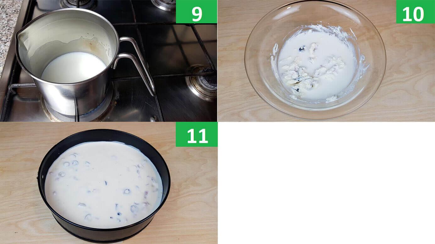 Gelatina per Cheesecake