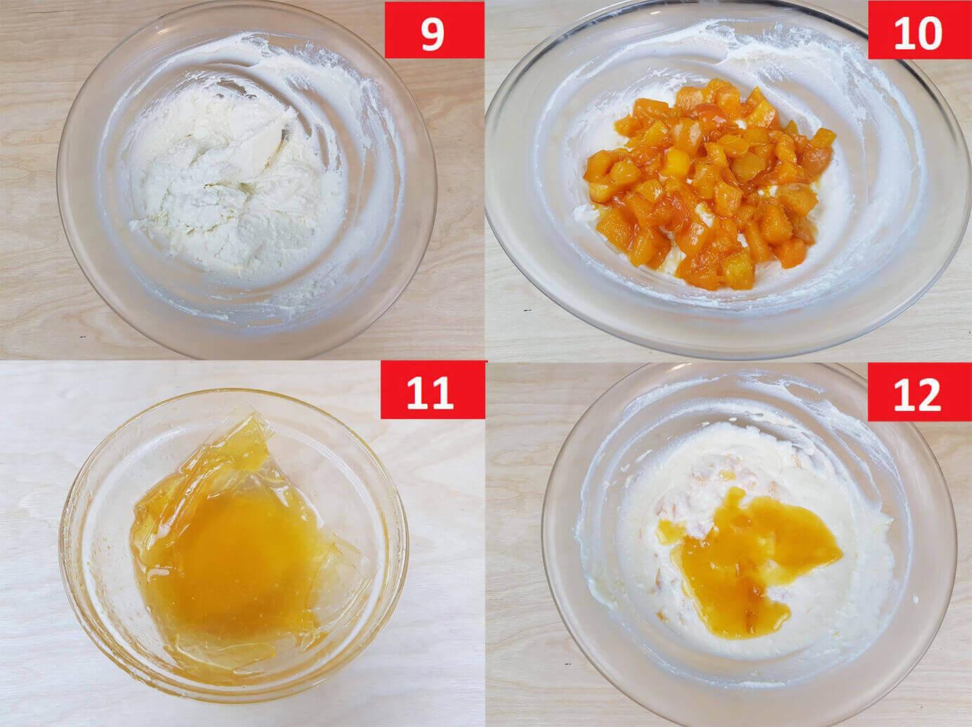 Come fare il cheesecake freddo