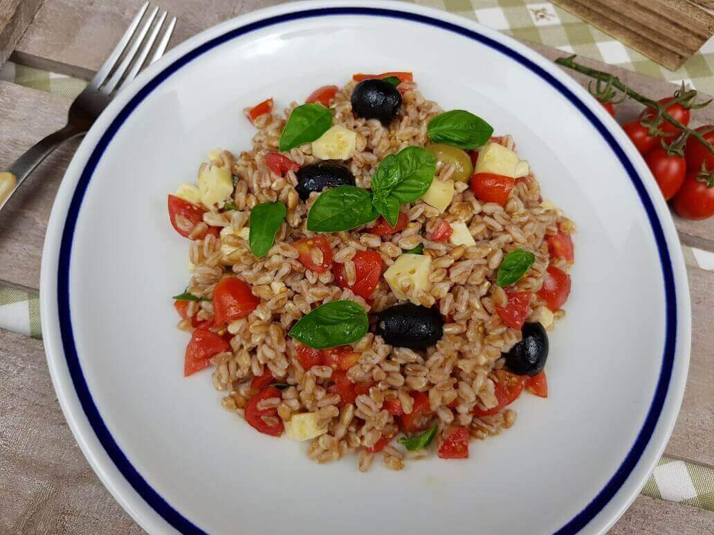 Farro ricette by sabrina