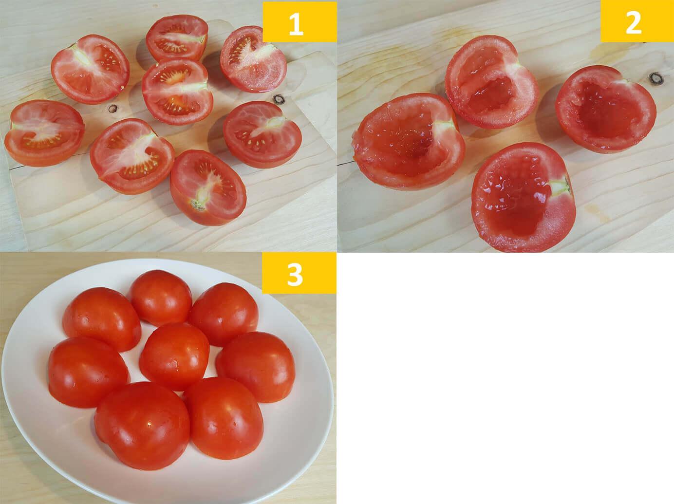 Ricetta pomodori