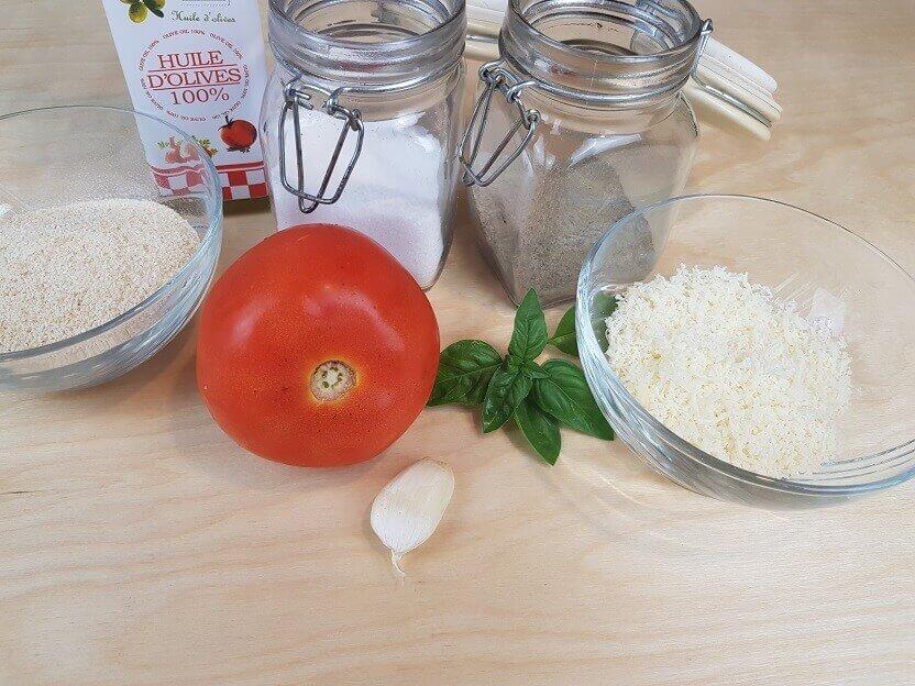 Ricetta pomodorini gratinati