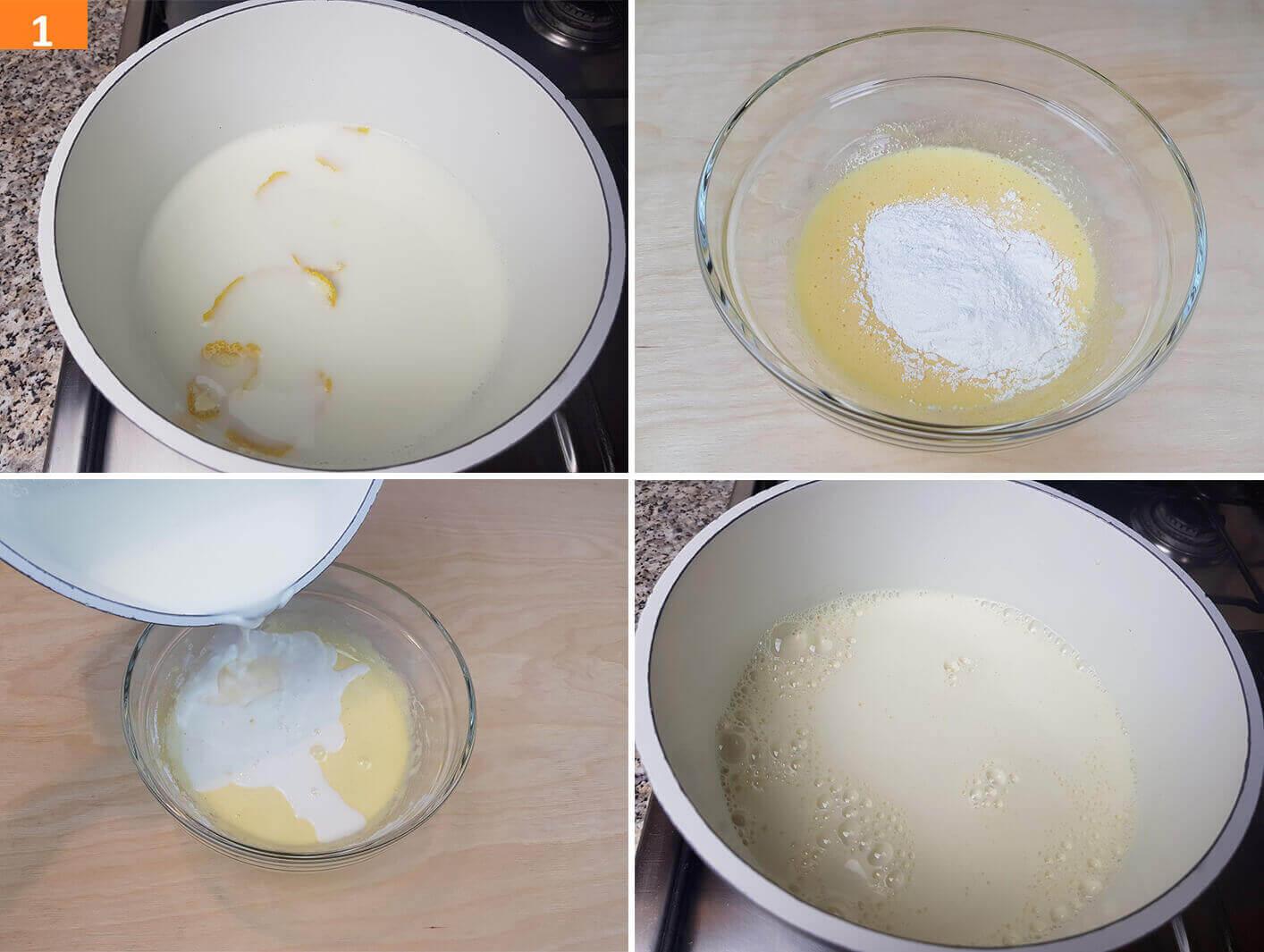 Come Preparare la Crema Pasticcera