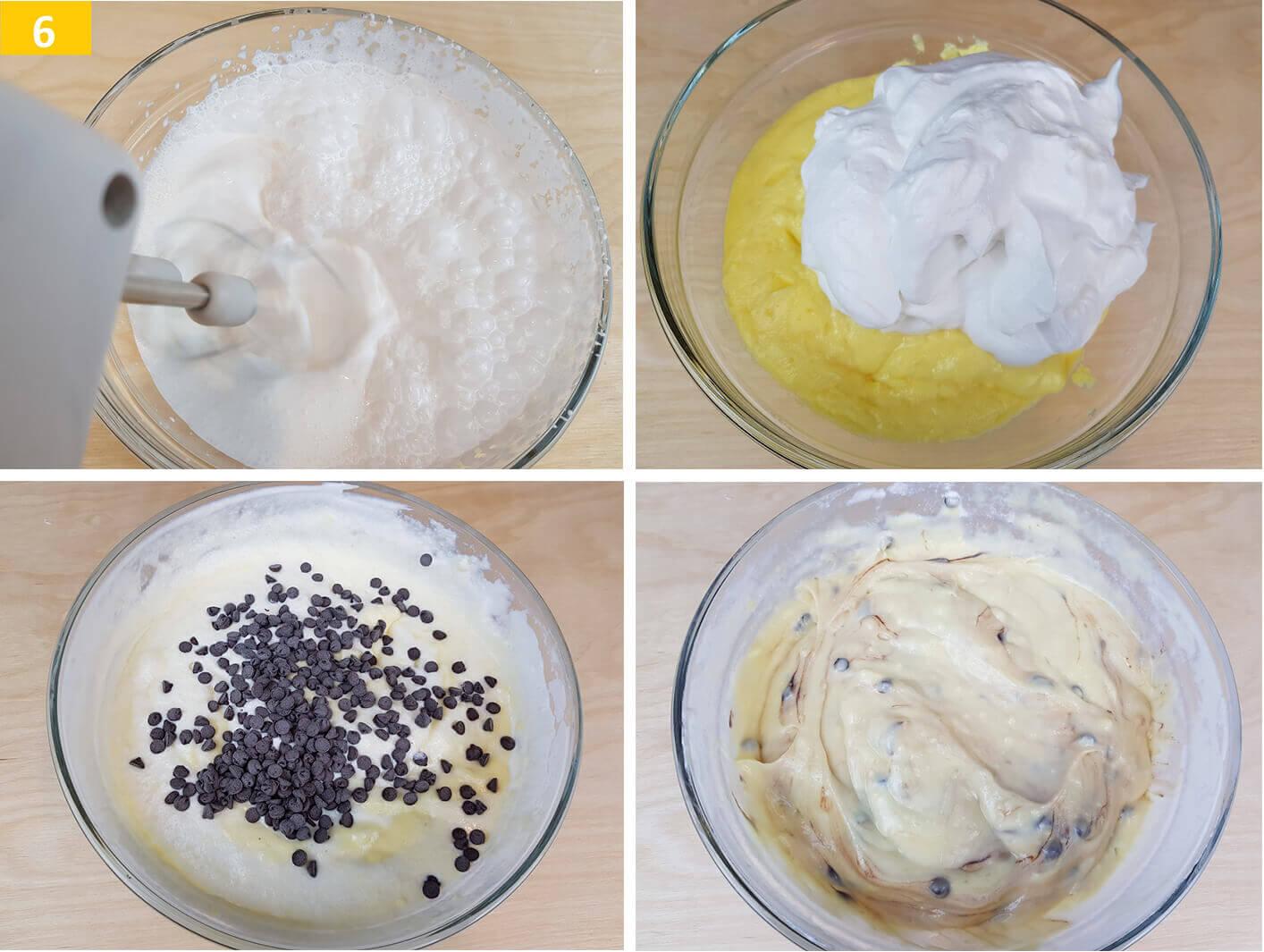 Montare e Completare la Crema