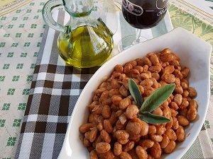 Fagioli Borlotti al Pomodoro