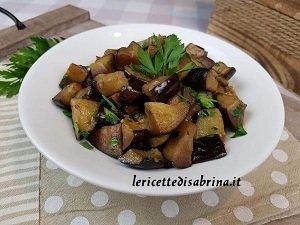 Ricetta-Melanzane-Funghetto