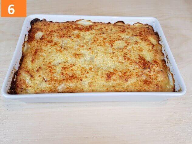 Sfornare la Parmigiana di Patate