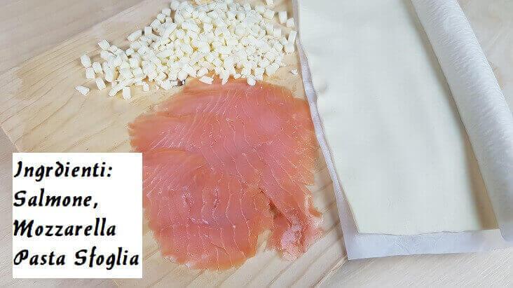 Ingredienti Albero di Natale Salato