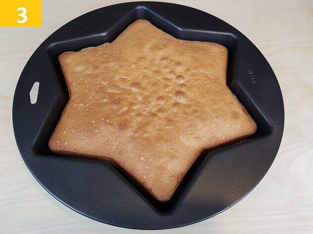 Sfornare e Far Raffreddare il Pan di Spagna
