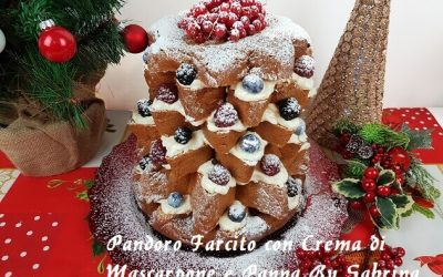 PANDORO FARCITO