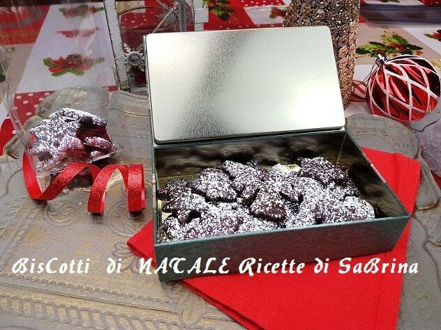 Ricetta Biscotti di Natale