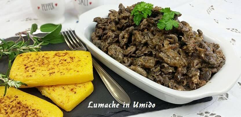 Ricetta Lumache in Umido
