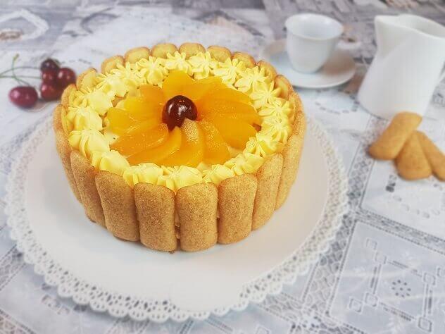 Torta Tiramisù con Pavesini