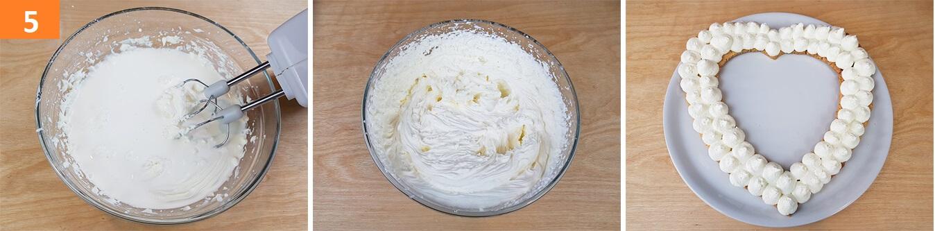 Preparare la Crema per Farcire