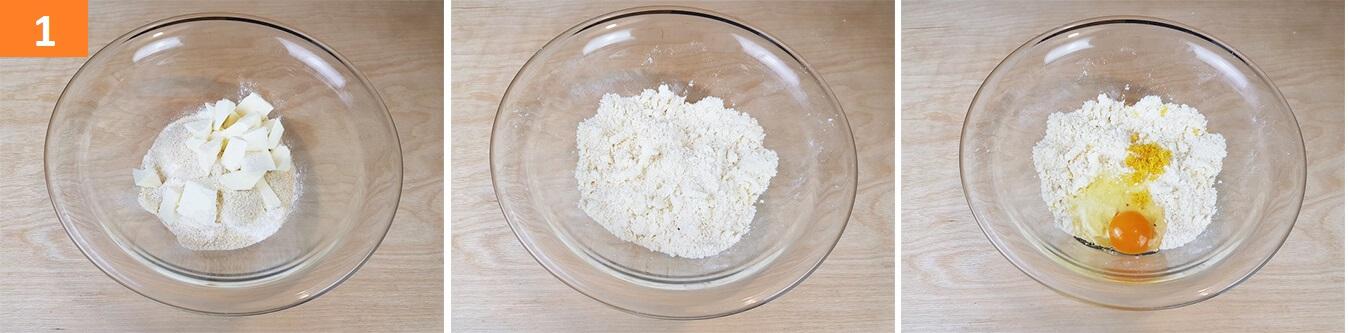 Preparare la Pasta Frolla