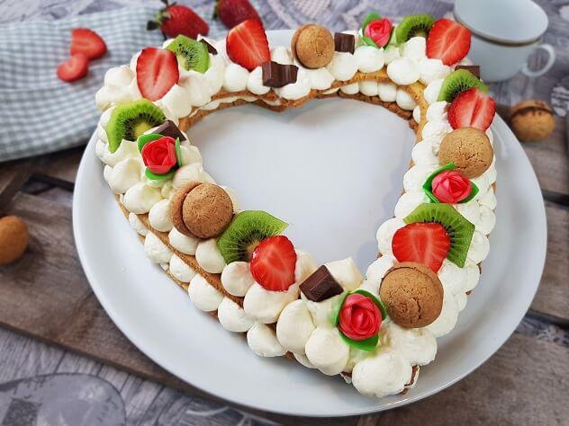 Ricetta Cream Tart